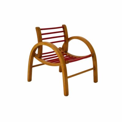 French children's chair 1950's