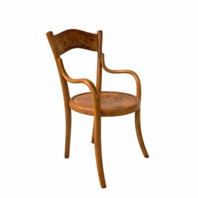 Baumann fauteuil enfant 1914