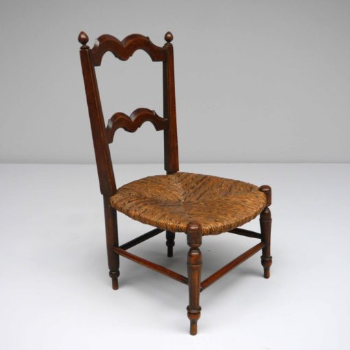 19th century french children's chair (2)