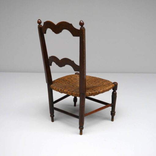 19th century french children's chair (4)