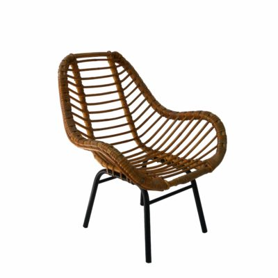 Rattan Children Chair 1960