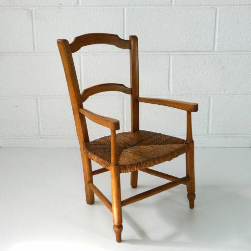 French children's armchair circa 1900 (2)