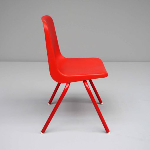 Robin DAY « E series » children's chair circa 1972 (3)