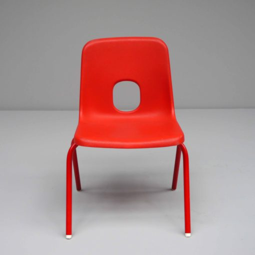 Robin DAY « E series » children's chair circa 1972 (4)