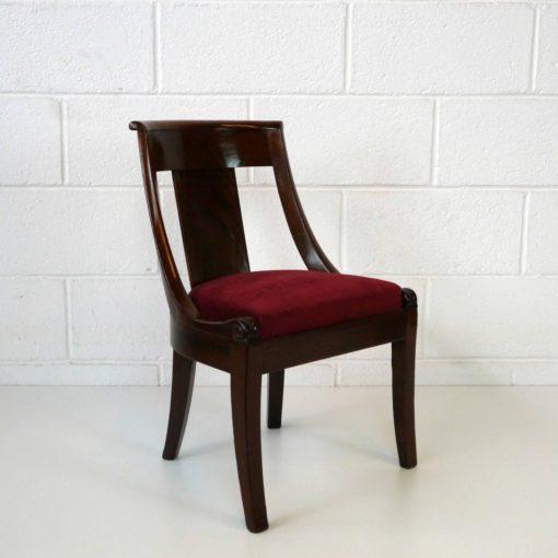 Empire Style Children chair (2)