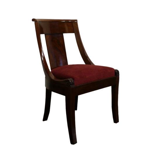 Empire Style Children chair.