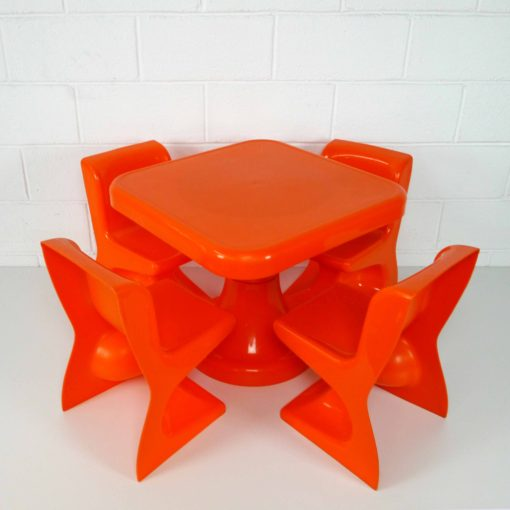 SELAP Table Chaises (3)