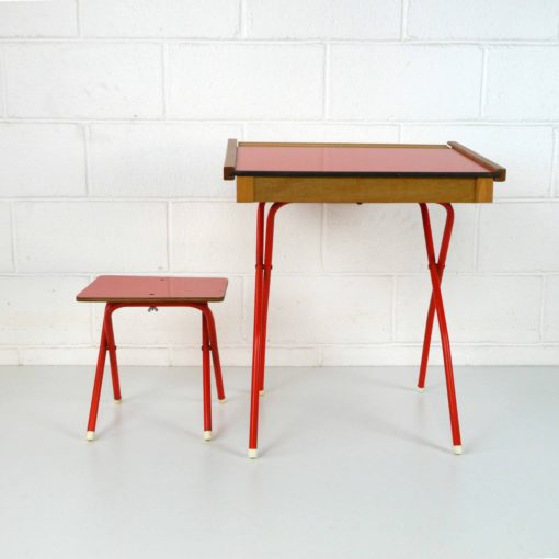 Vintage Children's Desk (3)