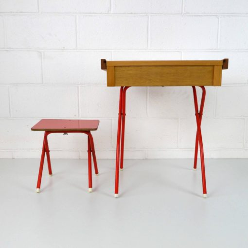 Vintage Children's Desk (4)