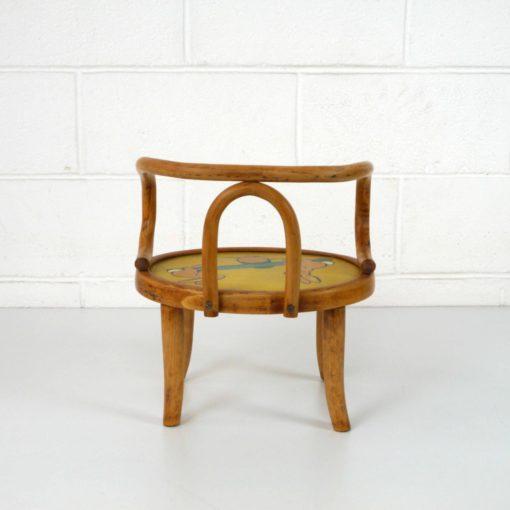 Baumann Benjamin Rabier fauteuil enfant