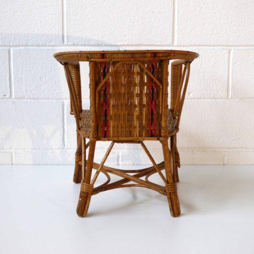Wicker children armchair (5)