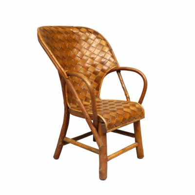 Chestnut Children Armchair