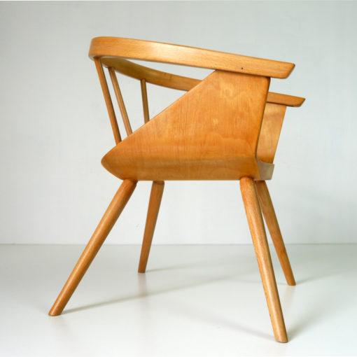Baumann fauteuil enfant design