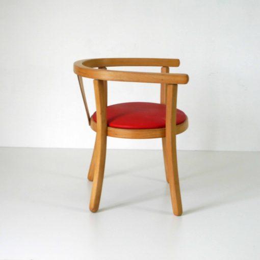 Baumann Fauteuil Rouge (4)